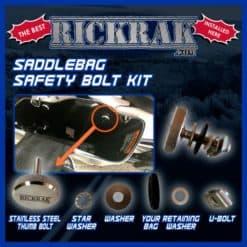 saddlebag safety bolt kit