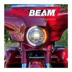 PROBEAM® 7 HEADLAMP TRIM RING WITH TURN SIGNALS