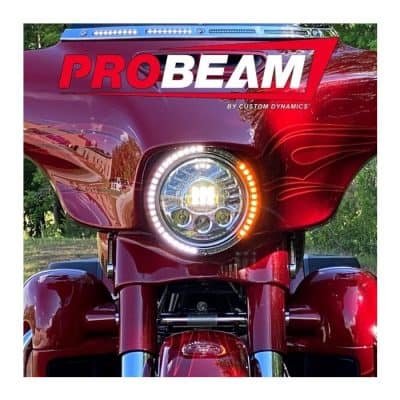 PROBEAM® 7 HEADLAMP TRIM RING WITH TURN SIGNALS